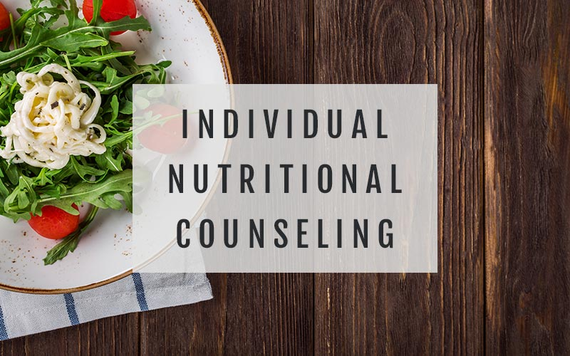 individual nutritional counseling colleen o'brien