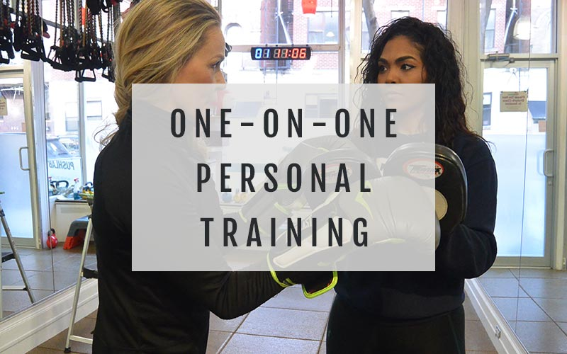personal one-on-one fitness training new york city colleen o'brien